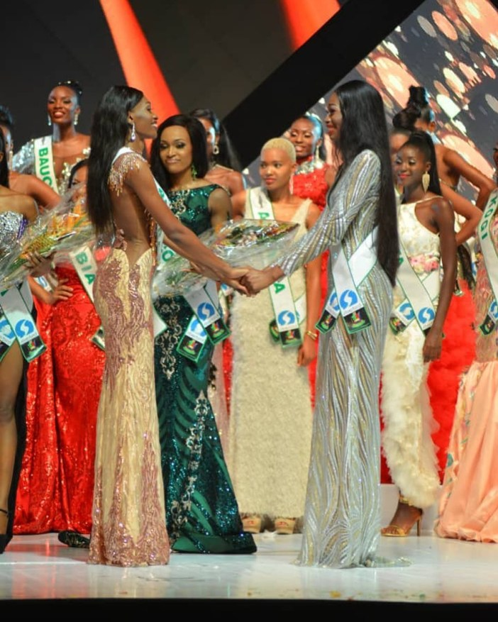 Miss Rivers, Nyekachi Douglas Emerges as the Winner of Most Beautiful Girl in Nigeria Pageant 2019