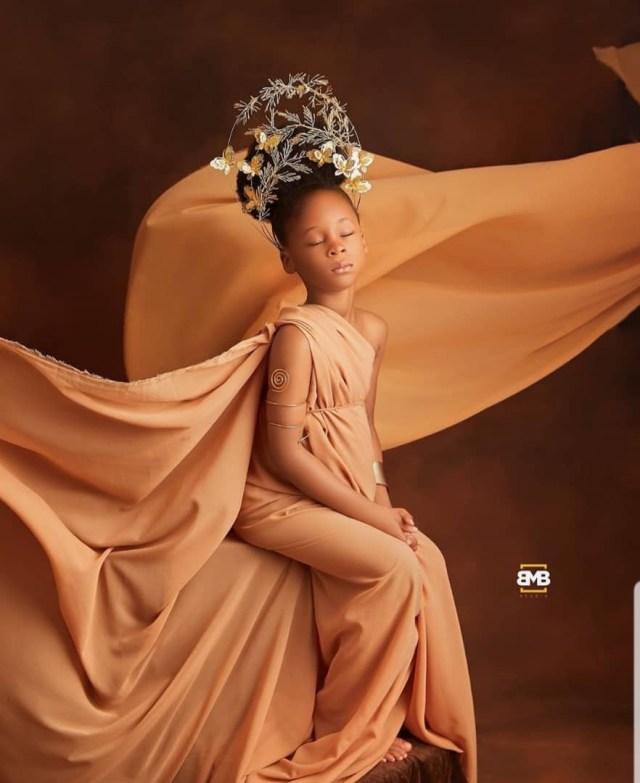 Beautiful new photos of Flavour and Sandra Okagbue