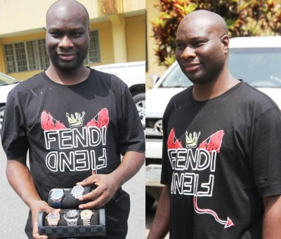 EFCC releases photos as they confirm arrest of social media