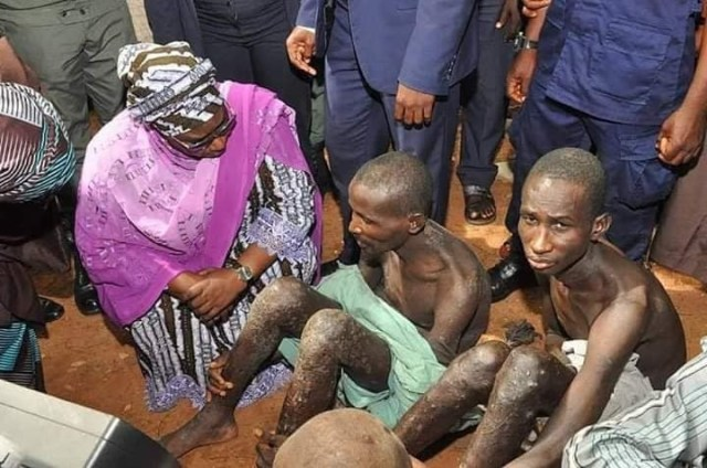 11 inmates rescued as police uncover yet?another torture home in Zaria