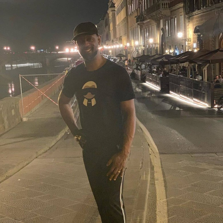 Biodun Fatoyinbo shares new photos from his vacation with his family in Italy