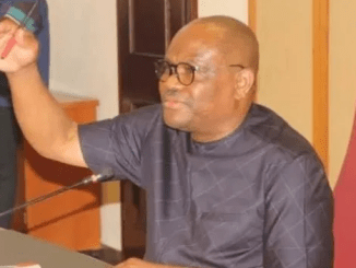Governor Nyesom Wike sacks Dumo Jack, the permanent secretary, Ministry of Lands and Survey with immediate effect