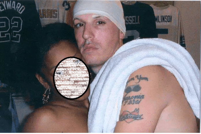 See photos of the HIV-positive white man & his