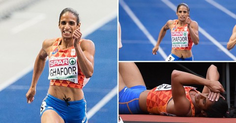 Olympic athlete arrested and jailed for 8 years for smuggling £2m worth of drugs