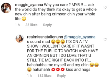 Natalie Nunn weighs in on the Apryl Jones - Lil Fizz - Omarion relationship drama and gets responses from Victoria Kimani and others