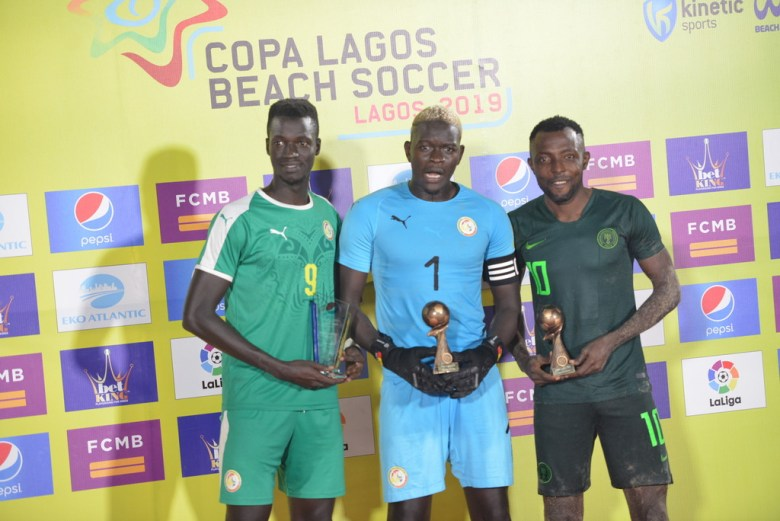 FCMB Excites Nigerians at COPA Lagos Beach Soccer Tournament