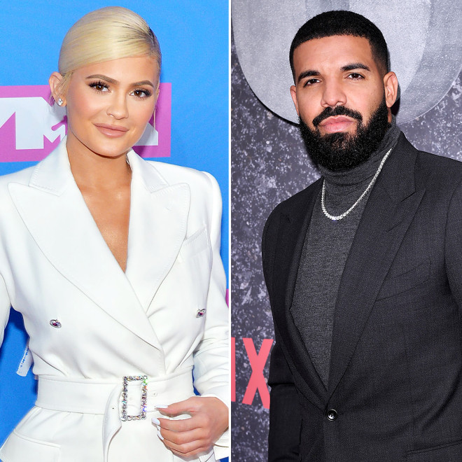 Kylie Jenner and Drake have been spending time together
