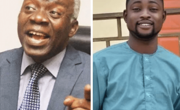 Femi Falana to sue FUNAAB for expelling student over Facebook post