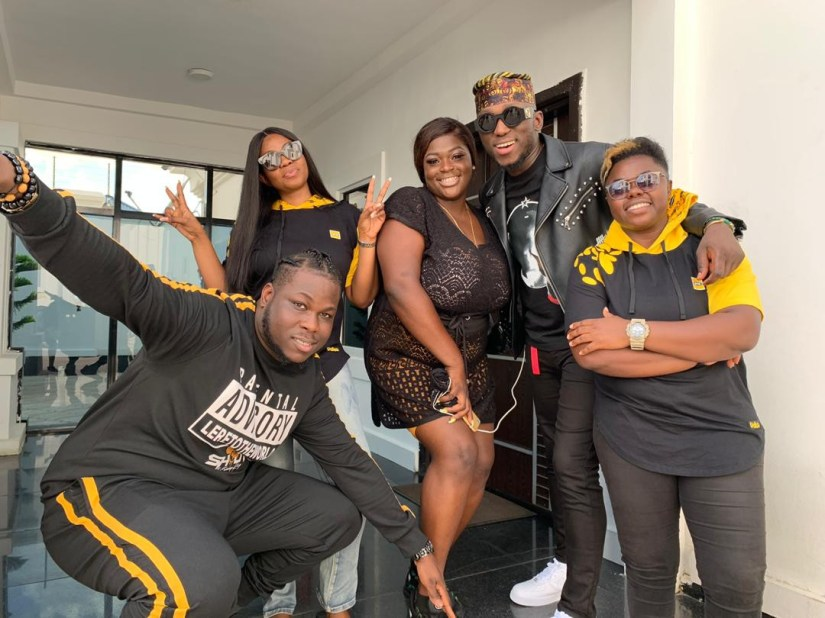 DJ Spinall and Shody?s Floor-Thumping Performance That Tore Through Benin