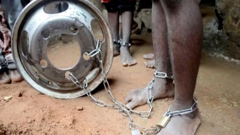 Nigeria should ban?detention, chaining and violent treatment of mental health patients - Amnesty International says in new damning report