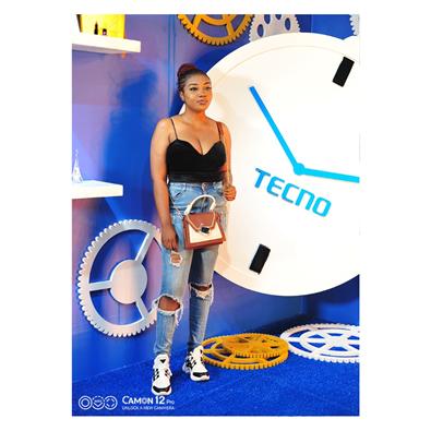 TECNO at Lagos Fashion Week 2019: Images Beyond Creativity