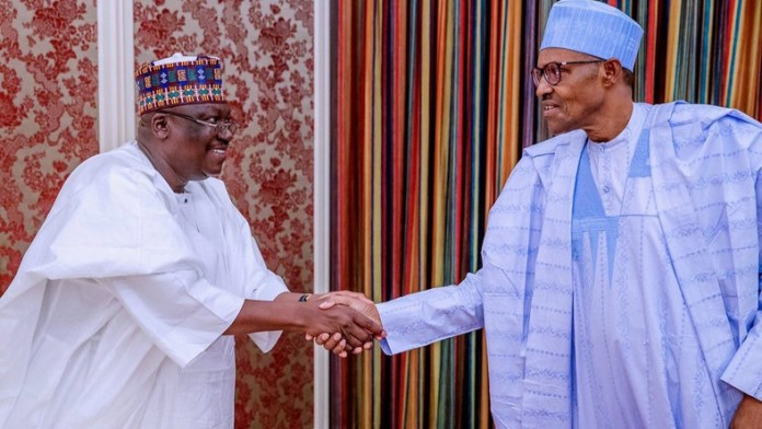 Approving Buhari?s request for Kogi to be given N10bn 3 days to governorship election is just a coincidence - Senate President, Ahmed Lawan
