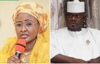 Forgive and forget – Aisha Buhari tells Kogi residents