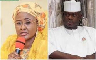 Forgive and forget - Aisha Buhari tells Kogi residents