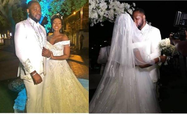 #BamTeddy: More photos and videos from BamBam and Teddy A's white wedding in Dubai