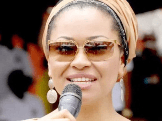 Kogi 2019: SDP Governorship candidate, Natasha Akpoti says Yahaya Bello ordered her assassination
