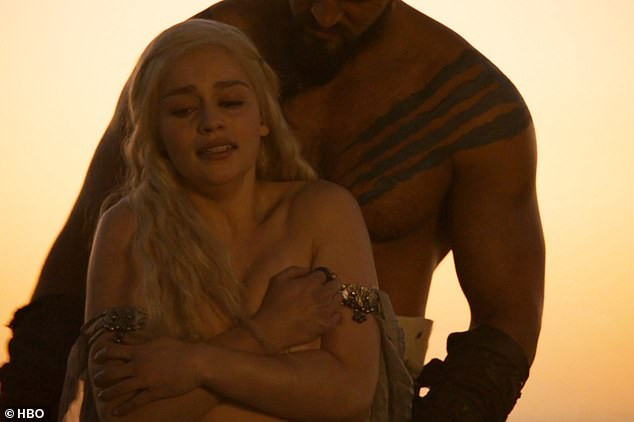 Game of Thrones star Emilia Clarke alleges her producers