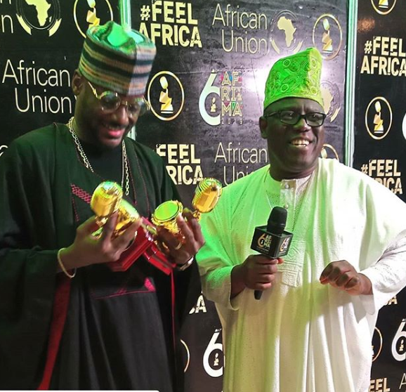 Image result for #6THAFRIMA Full List of Winners