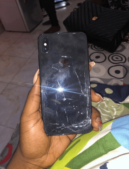 Taxify driver accused of throwing a female passenger out of his speeding car because she wanted to pay him via online transfer and not cash (graphic photos)