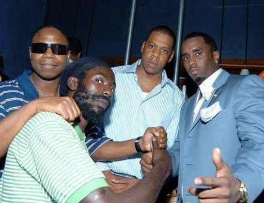 A year after leaving jail, Buju Banton gets signed to Jay-z