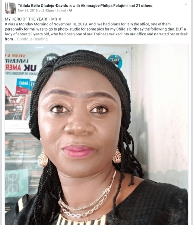 """Immediately I saw the gun, I opened the door and jumped out"" - Student narrates how she jumped out of moving vehicle to escape from alleged kidnappers in Lagos"