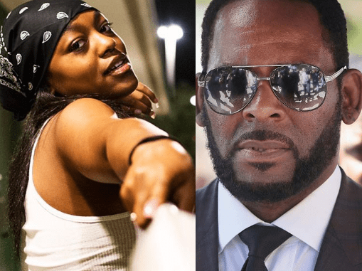 R. Kelly's girlfriend Azriel Clary speaks about spending Thanksgiving without him then throws shade at Jocelyn Savage