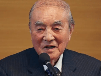 Former Japanese Prime Minister, Yasuhiro Nakasone dies at the age of 101