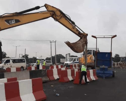 FG to open Lagos-Ibadan expressway