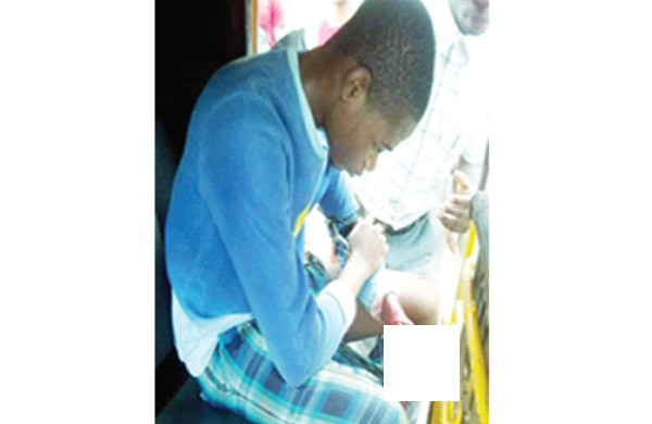 Ebonyi student loses hand after IED explosion