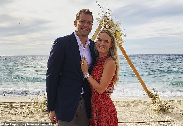 Caroline Wozniacki announces retirement from tennis to focus on starting a family with her husband David Lee