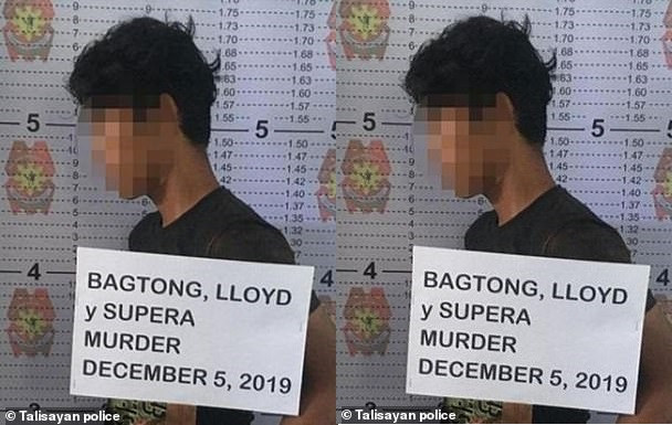 'Hungry' man, 21, arrested for beheading a woman before 'eating her brain' with rice