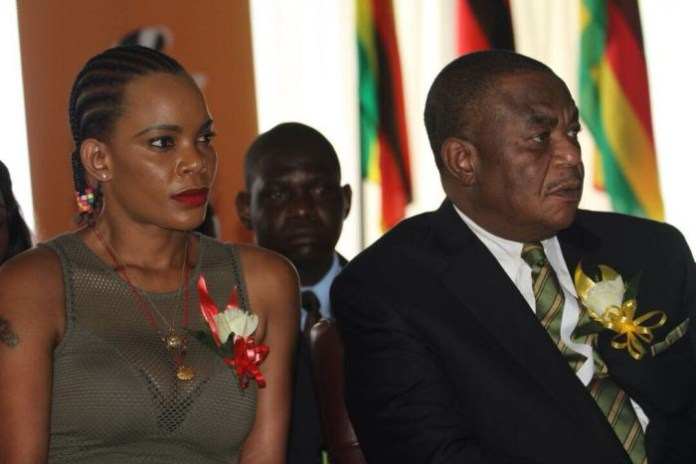 63-year-old Vice President Constantino Chiwenga files for divorce from 36-year-old wife, evicts her from home