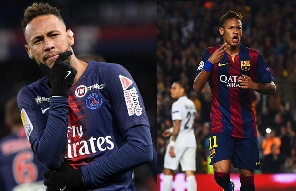 Neymar sues his former club Barcelona for ?2.9m over
