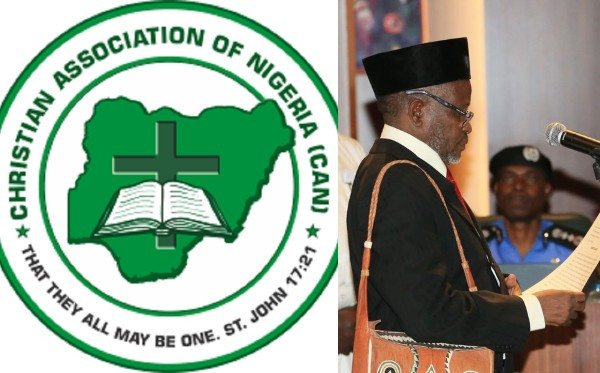 CAN demands Tanko?s removal as Chief Justice of Nigeria