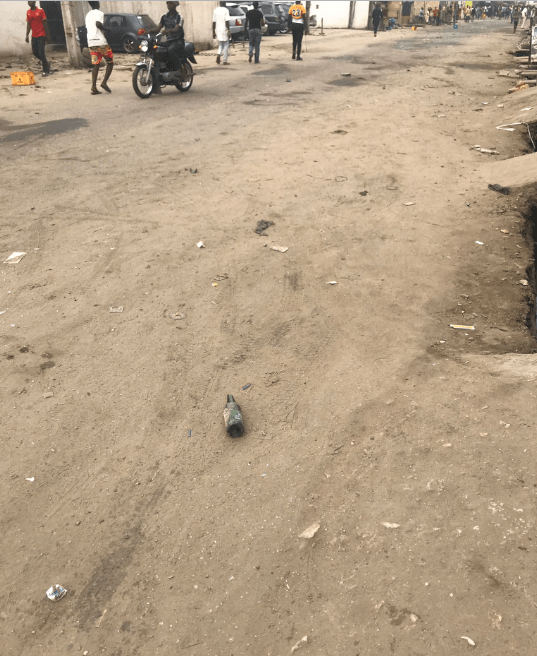 """Someone has been shot dead in Aguda gun battle"" eye witness gives shocking report"