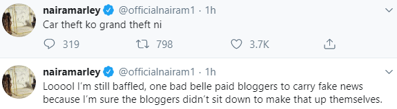 Naira Marley reacts to car theft allegation