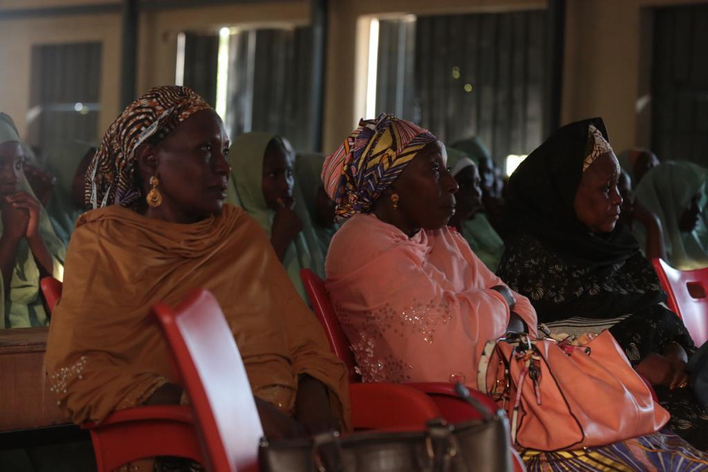Stephanie Linus Takes Fistula Awareness Campaign To Maiduguri Borno State
