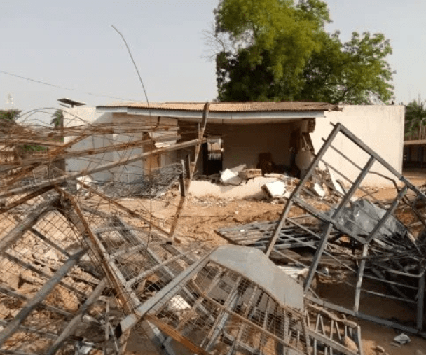 Bukola Saraki reacts to the demolition of his father?s house in Ilorin by Kwara State government