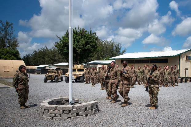 US service member, 2 American contractors killed in terror attack on US base in Kenya