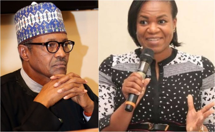 Buhari reverses the suspension of former REA MD, Damilola Ogunbiyi
