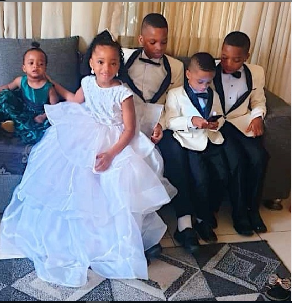 Photos and videos from event planner Sandra Ikeji and her husband Arinze Samuel