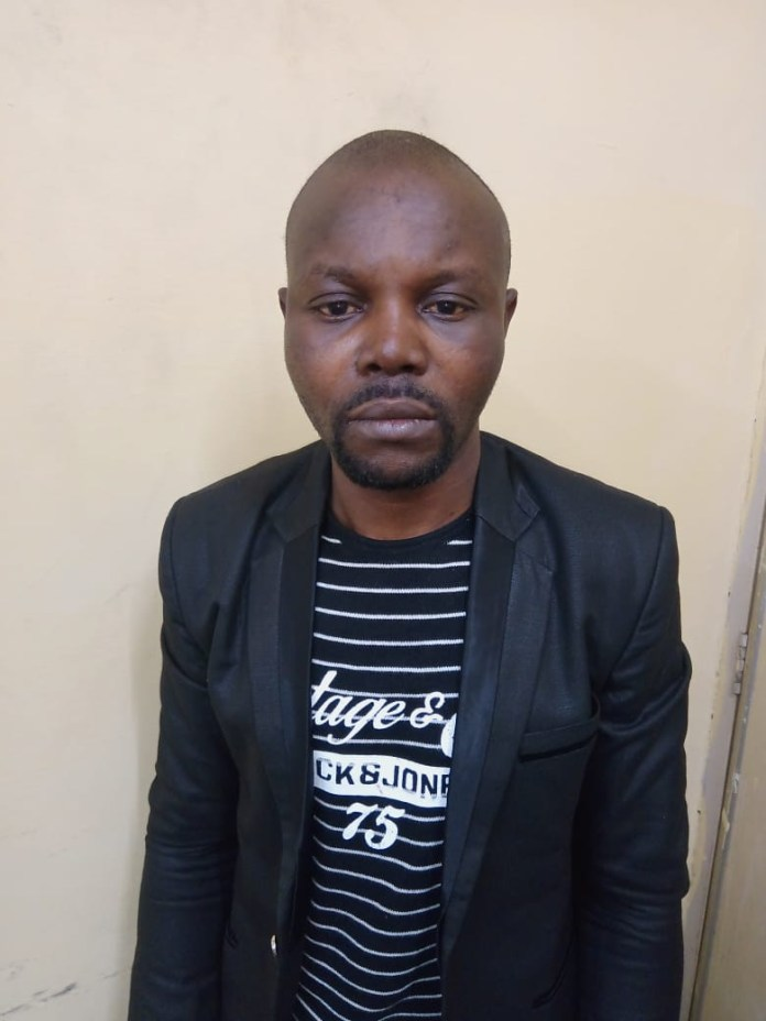 Nigerian national arrested with 500 grams of fine quality Cocaine in India