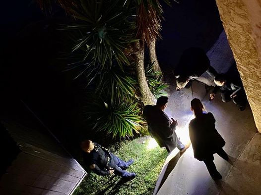 Nigerian man shot dead outside his apartment complex in California (photos)