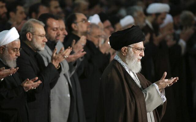 Iran?s supreme leader calls Trump a