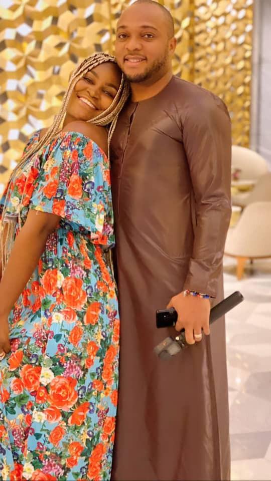Actress Chizzy Alichi and her husband enjoying honeymoon (photos)