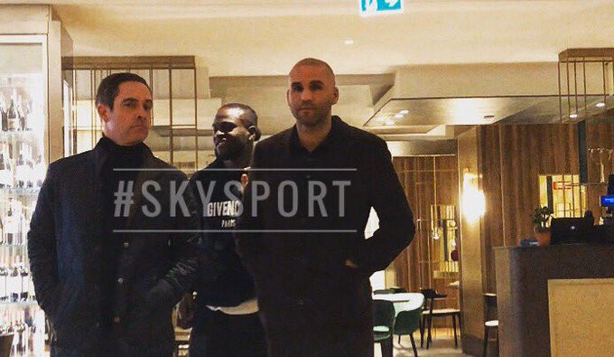 Nigerian superstar Victor Moses touches down in Italy to seal loan move to Inter Milan (Photos)