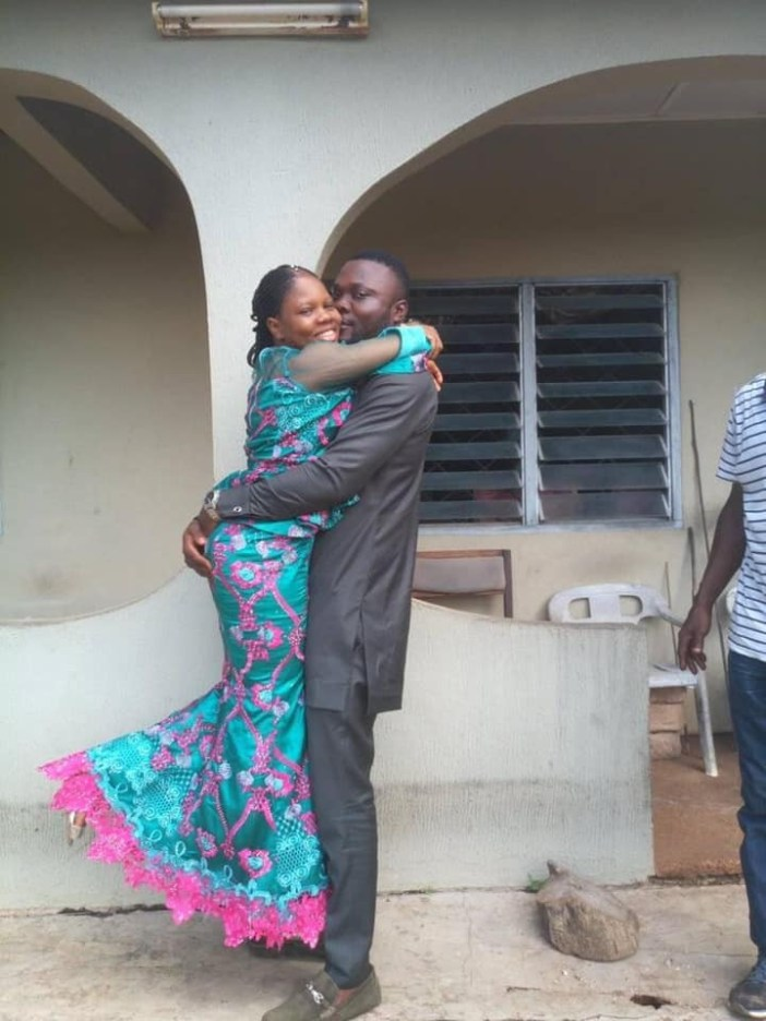 Man who allegedly pushed down his girlfriend from the 5th floor of their Onitsha apartment was allegedly forced to marry her