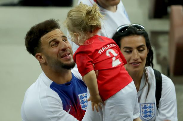 Footballer Kyle Walker dumped by mother of his children after fling with reality TV star