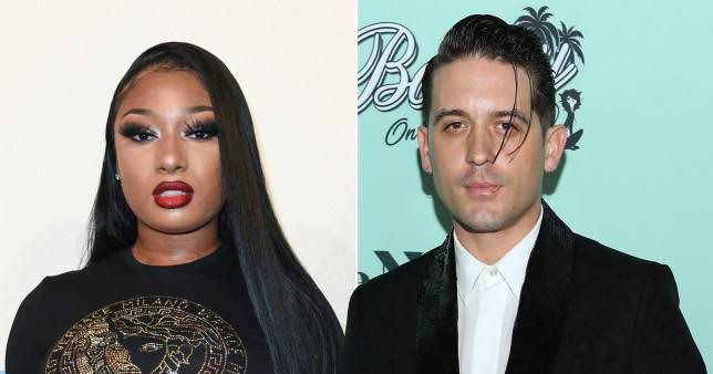 Megan The Stallion sparks dating rumour with G-Eazy after viral kissing video