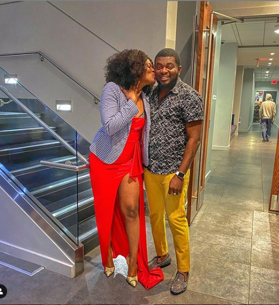 Kelly Hansome proposes to his girlfriend (video/photos)